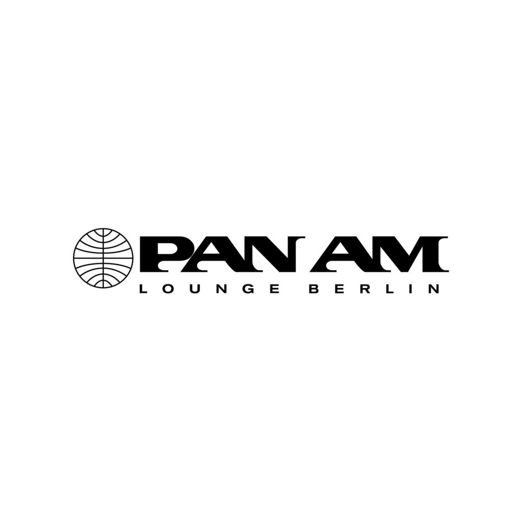 PAN AM Logo Referenz