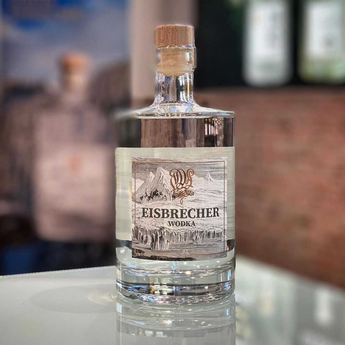 Eisbrecher Wodka Wöltingerode